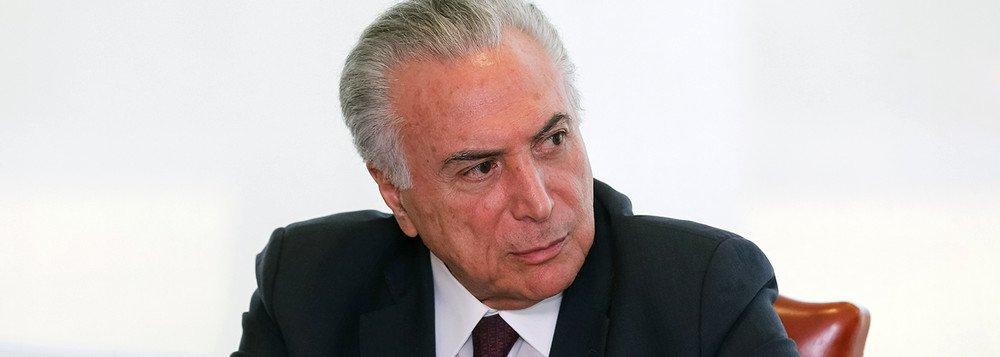 MICHEL TEMER É PRESO PELA LAVA JATO NO RIO DE JANEIRO