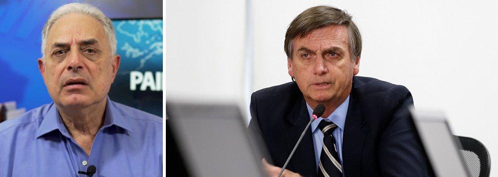 WAACK DIZ QUE BOLSONARO É RIDÍCULO E CRETINO