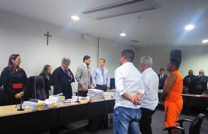 Vitória do Mearim/MA – Acusados da morte de mecânico são condenados pelo Tribunal do Júri