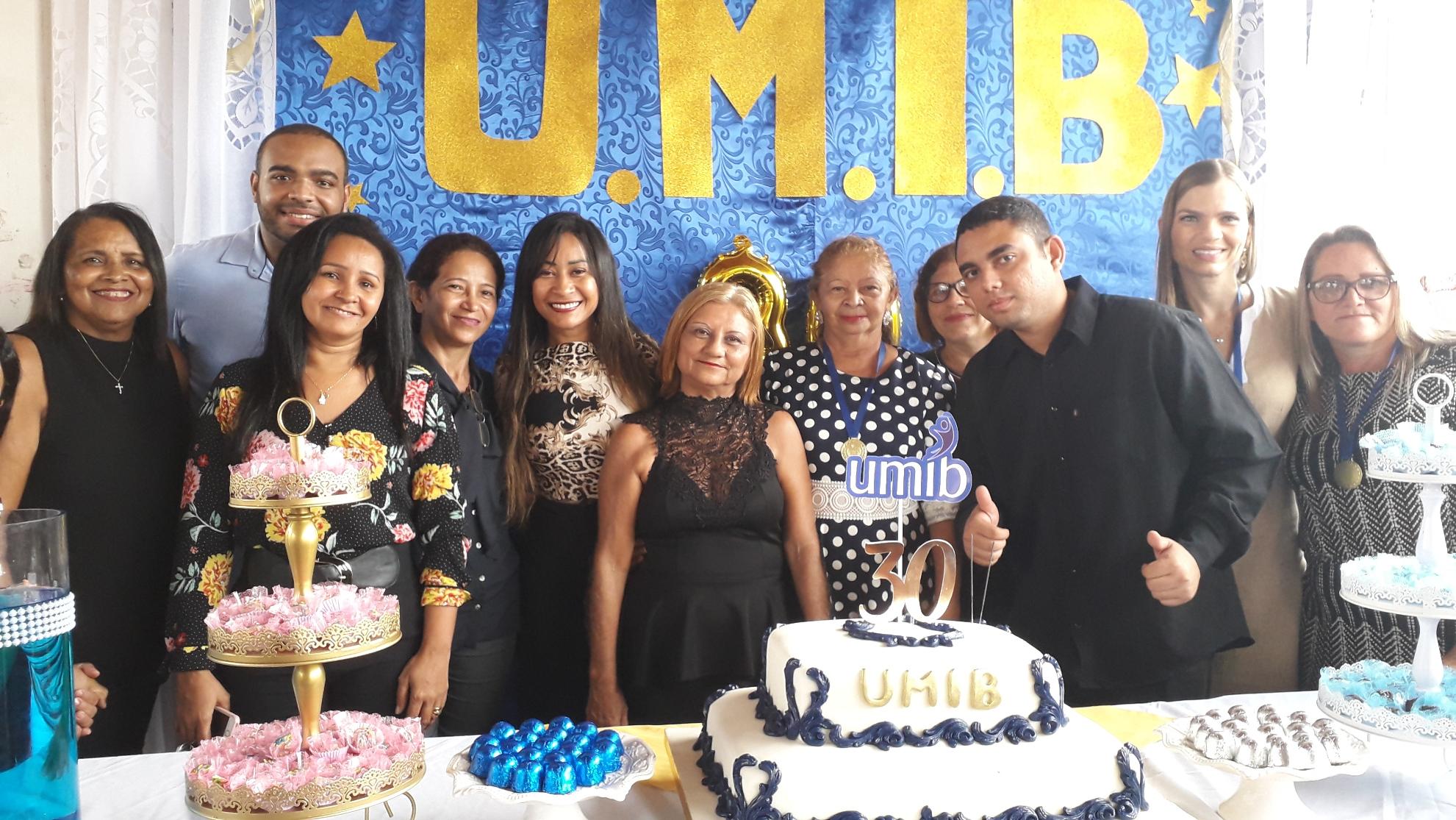 SÃO LUIS / MA – A comemoração alusiva aos 30 anos da UMIB – Unidade Mista Itaqui Bacanga .