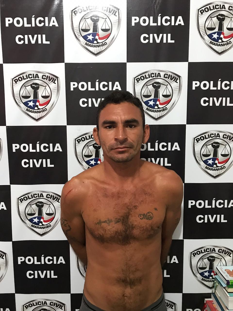 Itapecuru/MA – Polícia prende homem acusado de estuprar adolescente