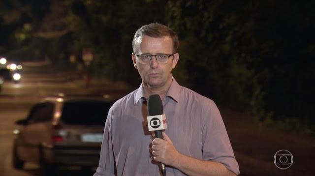 Repórter da Globo é ameaçado de morte após fazer matéria sobre fuzilamento de família