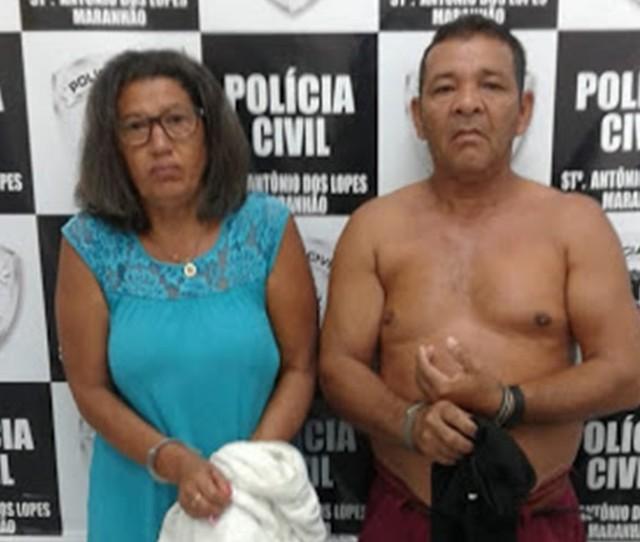 São Luis/MA – Polícia prende filho suspeito de matar a própria mãe