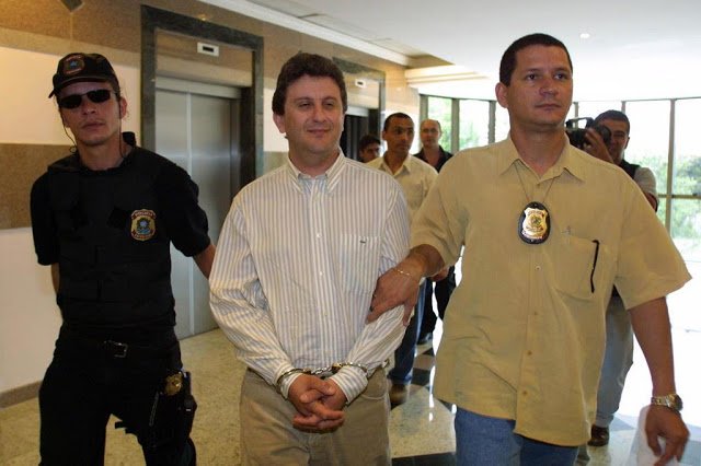 São Luís/MA – Bomba!!! Doleiro preso era sócio do dono da empresa que gerencia lixo da Capital