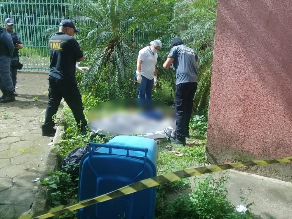 São Luis/MA – Corpo de mulher é encontrado na UFMA