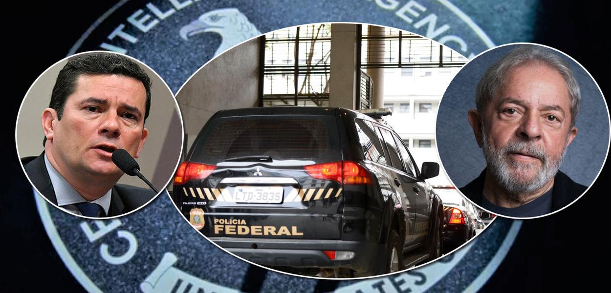 Suspeito de fraude contra Lula, Moro vai aos EUA e visita agências de espionagem
