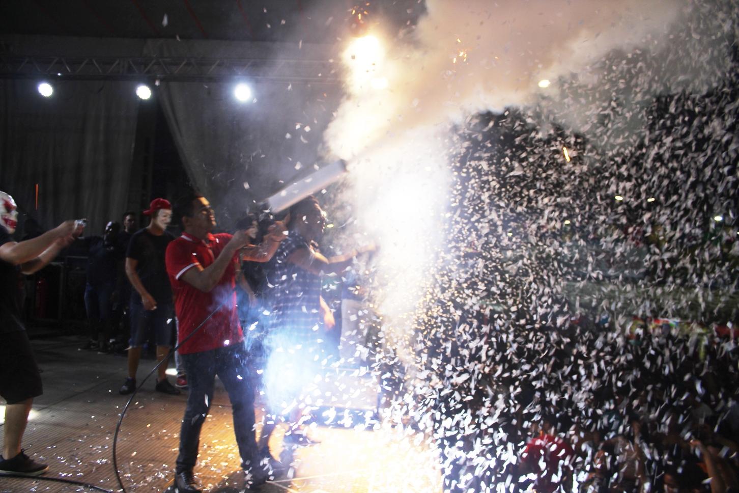 COROATÁ/MA – Abre os festejos juninos com grande participação popular