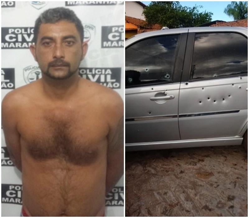 Coelho Neto/MA – Polícia prende homem acusado de mandar matar os ciganos, chacina teve 4 mortes