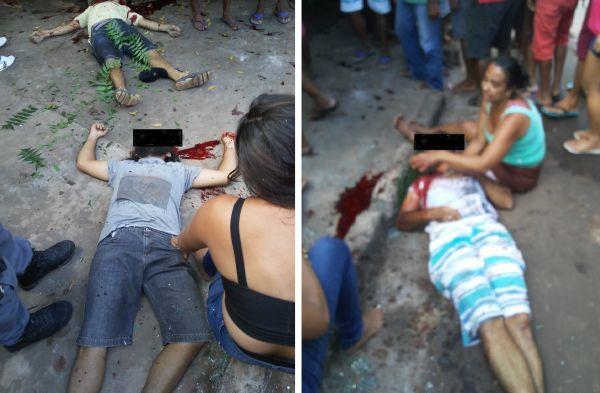 Coelho Neto/MA – Notíca Urgente! Tiroteio em mercado público deixa quatro mortos