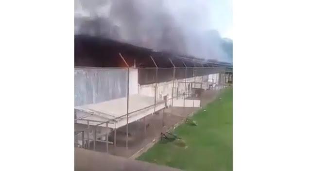 Altamira/Pa – Urgente! Detentos do Centro de Recuperação, entra em rebelião, deixa 52 mortos