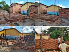 Zé Doca/MA – Eu quero, posso e mando: Prefeitura invade terreno pertencente a Igreja da comunidade Igarapé Grande