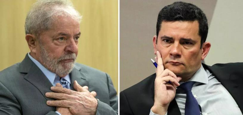 """Lula diz que fica preso """"até provar que Moro é bandido"""""""
