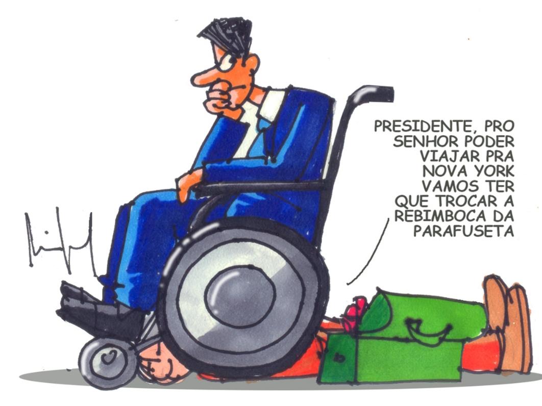 Imagem do Dia:  Problemas mecânicos
