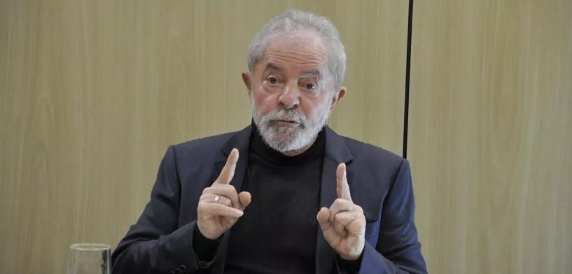 """Lula: """"Moro e Dallagnol são chefes de quadrilha"""""""
