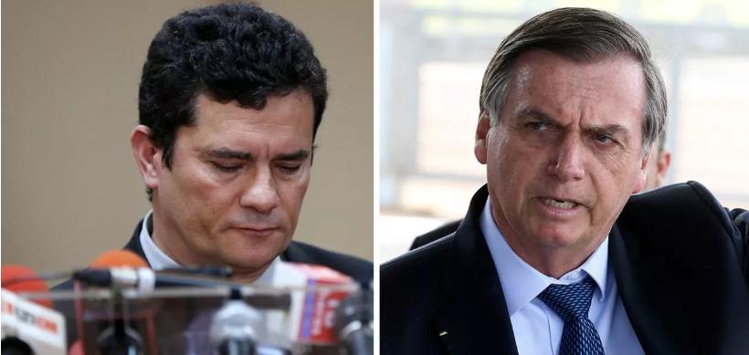 Aliados de Moro garantem: ele será chutado para fora por Bolsonaro
