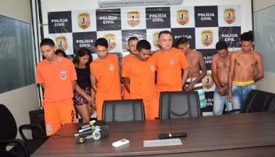 """SÃO LUIS/MA – """"OPERAÇÃO DEMOLIÇÃO"""" PRENDE 12 ACUSADOS DE DIVERSOS CRIMES"""