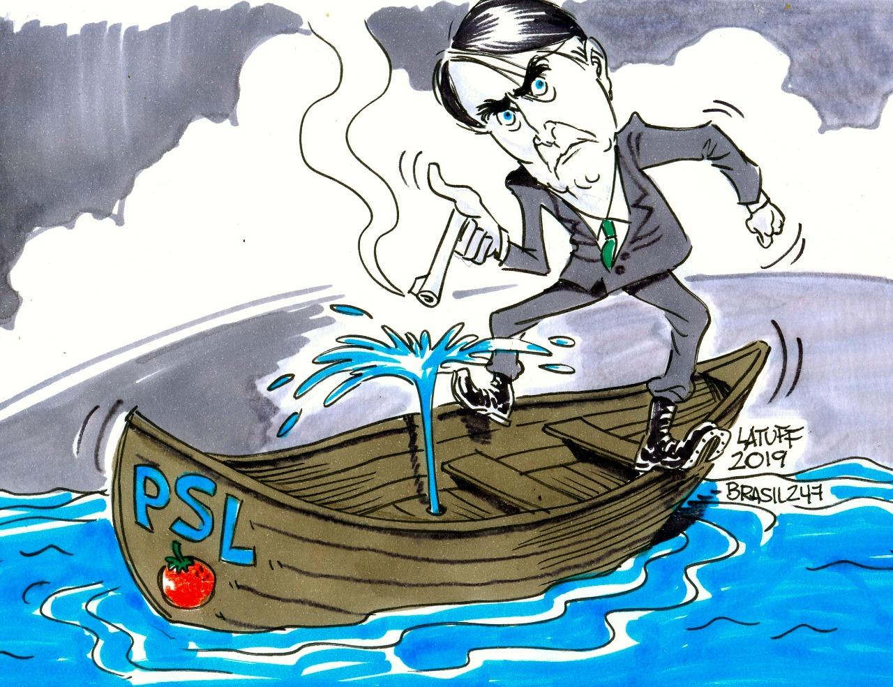 Imagem do Dia:  Latuff