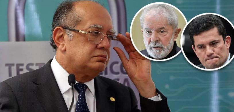 Gilmar Mendes: condenações de Lula podem ser anuladas