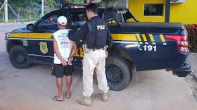 Ji-Paraná/RO – PRF flagra idoso saindo de motel com criança de 11 anos
