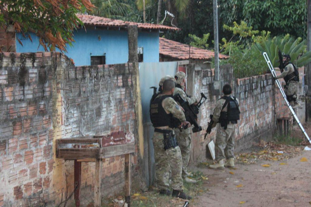 CODÓ/MA – POLÍCIA FEDERAL REALIZA OPERAÇÃO  E MANDADOS DE PRISÃO