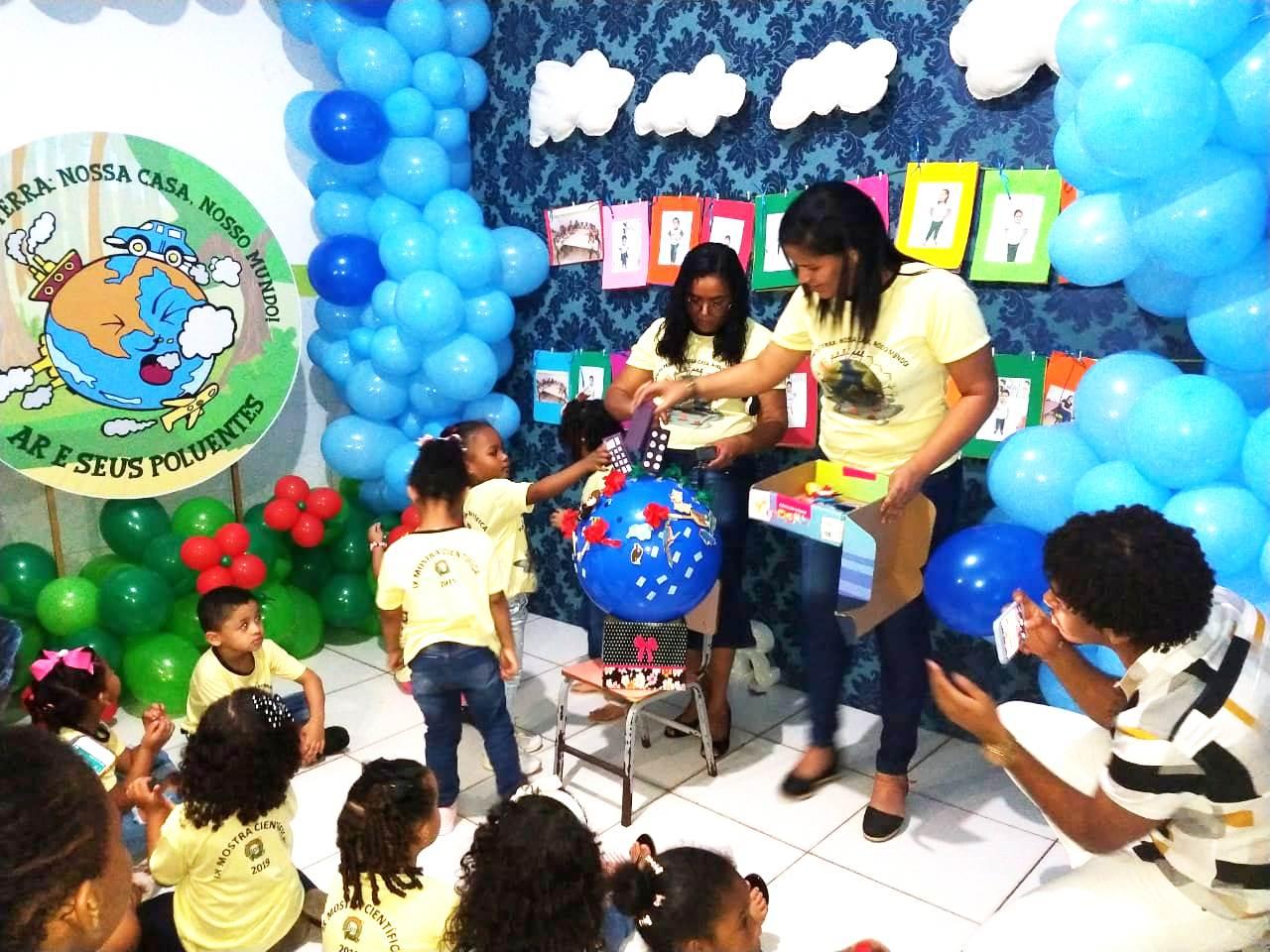 São Luis/MA – Instituto Bom Pastor realiza Feira de Ciências 2019 com muito sucesso.