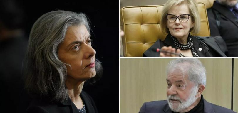 Comentário de Cármen Lúcia sobre morte de parente de Lula teria feito Rosa Weber sair de grupo de whatsapp de ministros