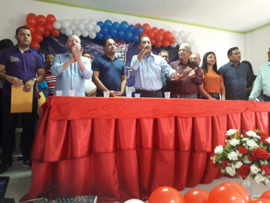 SÃO JOÃO BATISTA/MA – PDT confirma pré-candidatura de Carlos Figueiredo com apoio de lideranças, militância e parlamentares.