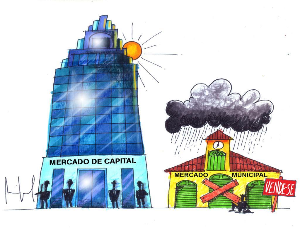 Imagem do Dia: Miguel Paiva – Efeitos do neoliberalismo