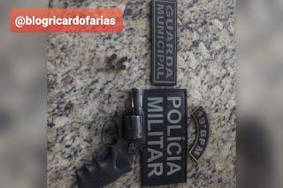 Lago da Pedra/MA – Mais uma arma de fogo apreendida