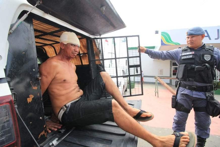 Manaus – Homem é espancado após ser flagrado estuprando cadela de pastor