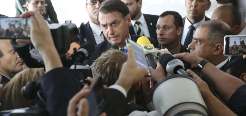 Fenaj: Bolsonaro é responsável por mais da metade dos ataques a jornalistas em 2019