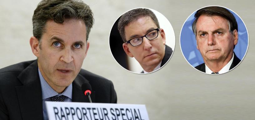 ONU pedirá explicações do Brasil sobre denúncia do MPF contra Glenn Greenwald