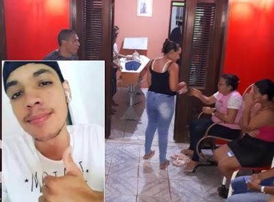 SÃO LUIS/MA – JOVEM MORRE APÓS SER BALEADO POR POLICIAIS DURANTE OPERAÇÃO