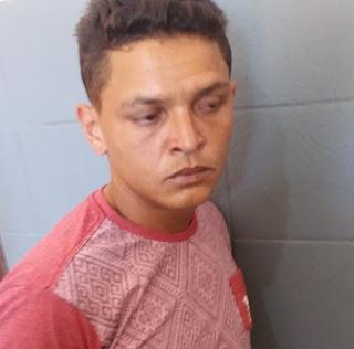 Santa Inês/MA – Condenado por roubos com arma de fogo no Piauí e Maranhão é preso