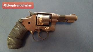 Trizidela do Vale/MA – Ladrão vai assaltar com arma velha e apanha da população