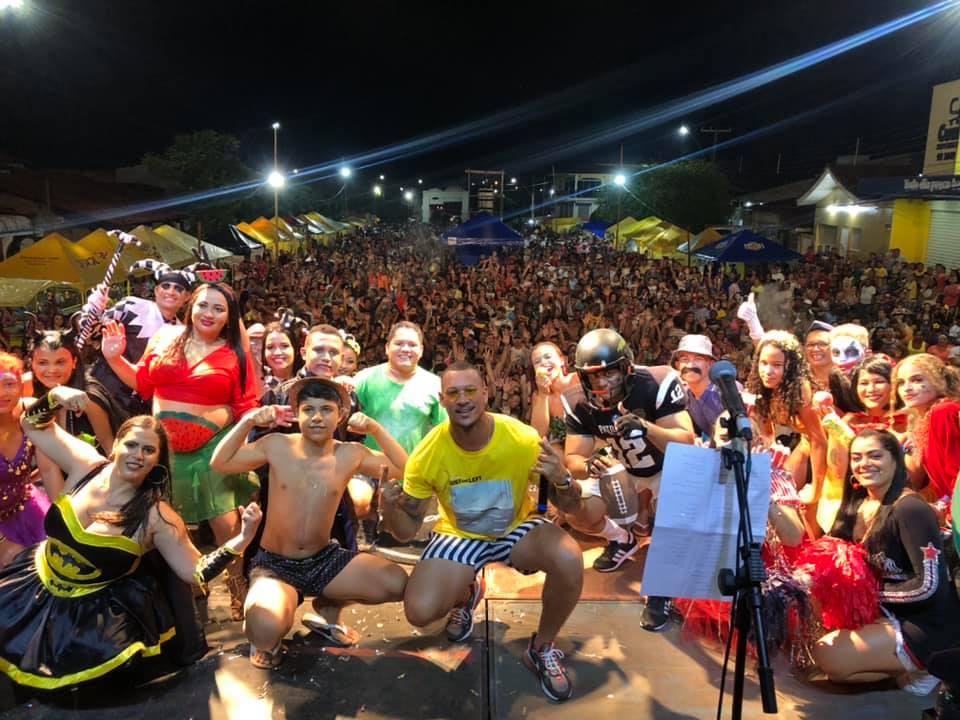 PERITORÓ/MA – Explosão de alegria marca o melhor Carnaval da história