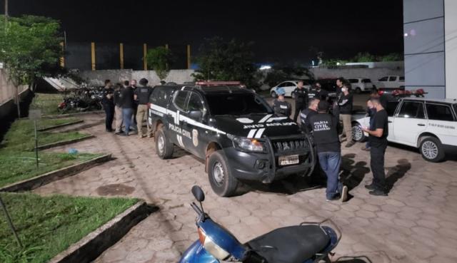 São Luís e Imperatriz/MA – Polícia Civil cumpre mandatos de busca e apreensão contra hackers no Maranhão
