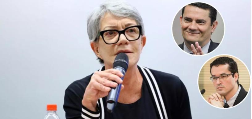 "Deborah Duprat: ""Lava Jato destruiu a imagem do Ministério Público"""