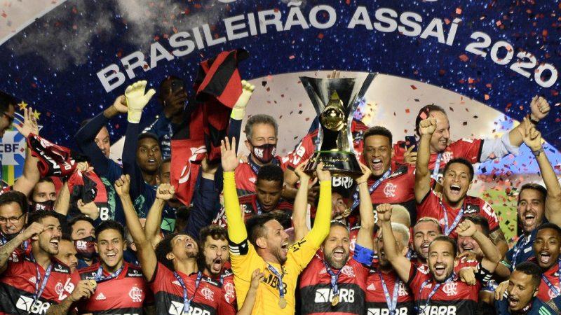 Flamengo é o campeão brasileiro de um torneio mais dramático de todos os tempos