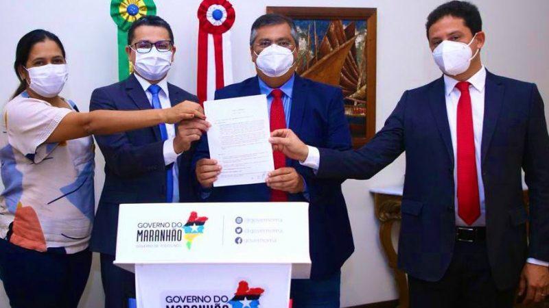 São Luís/MA – Flávio Dino anuncia compra de 4,5 milhões de doses da vacina Sputnik V