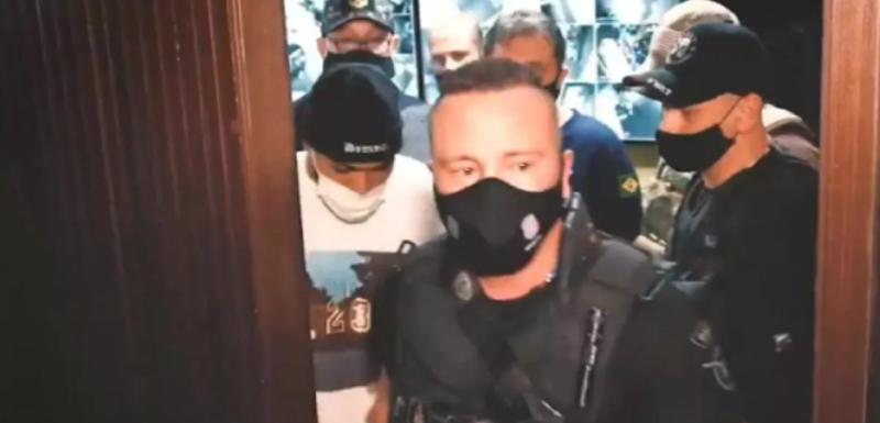Alexandre Frota diz que 'Gabigol passou 40 minutos escondido' em cassino: 'Tentei acalmar ele'