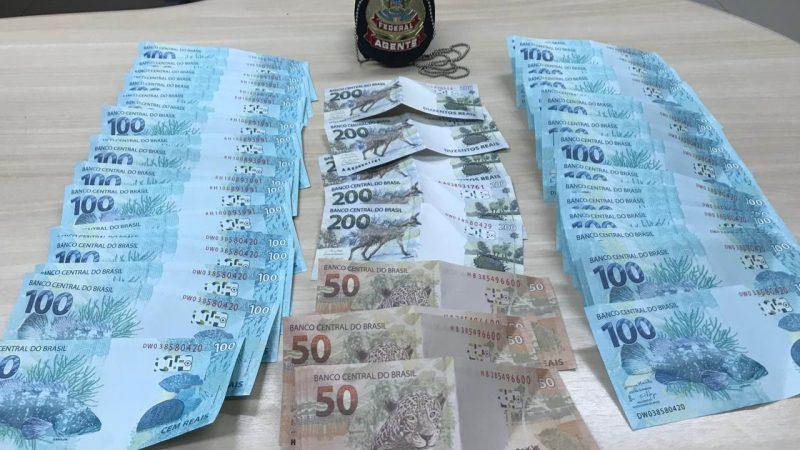 Santa Rita/MA – Operação rebote fakes 2-Três pessoas foram presas por envolvimento na circulação de moedas falsas pela Polícia Federal