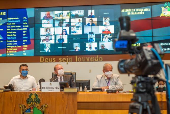 São Luís/MA – Aprovados decretos de calamidade pública em municípios maranhenses