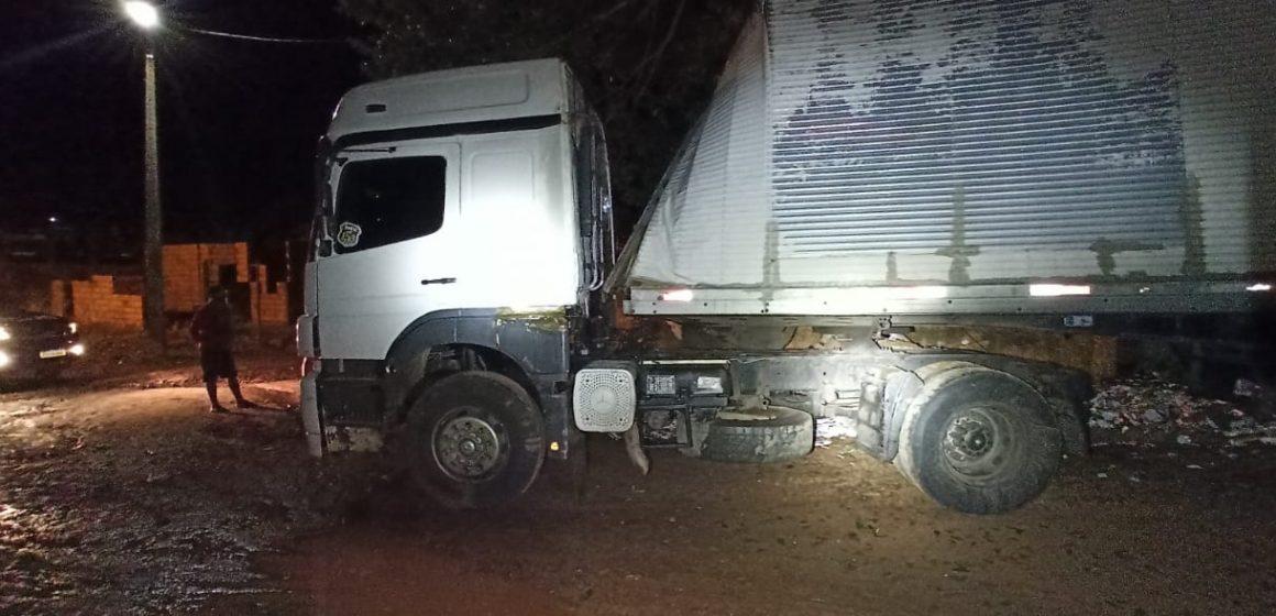 Açailândia/MA – Colisão entre moto e caminhão resulta em morte na BR-010