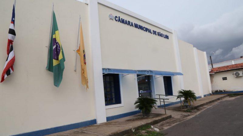 São Luís/MA – Câmara mantém suspensão de atividades presenciais até sexta-feira, dia 16