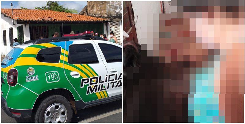 Parnaíba/MA – Homem mata o próprio irmão a facadas; Irmão tinha chegado de Fortaleza