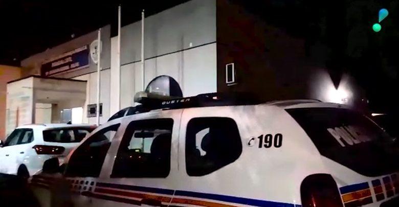 Balsas/MA – Infrator é preso em flagrante portanto pistola de grosso calibre em Balsas