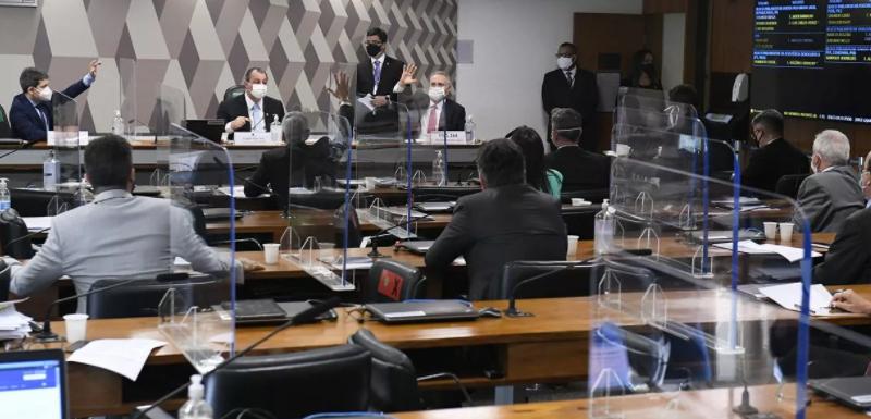 Cúpula da CPI da Covid promete, há culpados e eles serão punidos