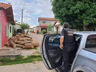 São Luís/MA – PF desarticula facção criminosa que atuava no interior do Maranhão