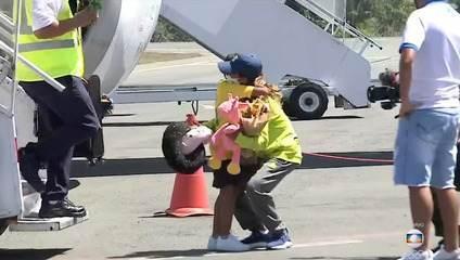 Imperatriz/MA – Rayssa Leal desembarca após conquista inédita nas Olimpíadas de Tóquio 2021